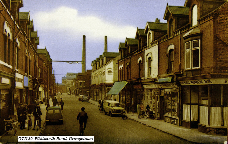 Grangetown Whitworth Road